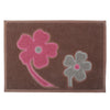 Grass Mat Double Color 50x70 - Coffee