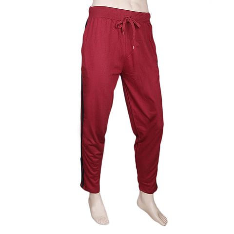 Men's Fancy Trouser - Maroon