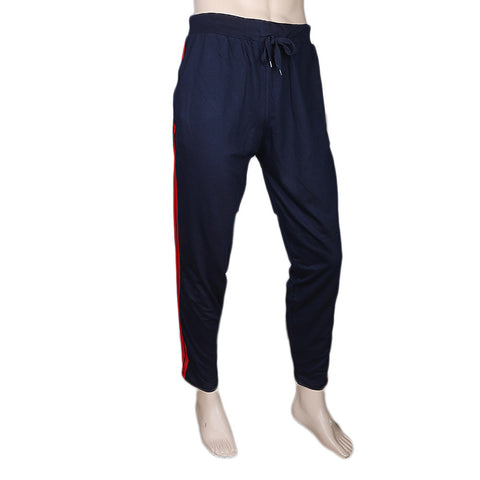Men's Fancy Trouser - Navy Blue