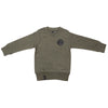 Boys Full Sleeves Rib Jumper 123 - Olive Green