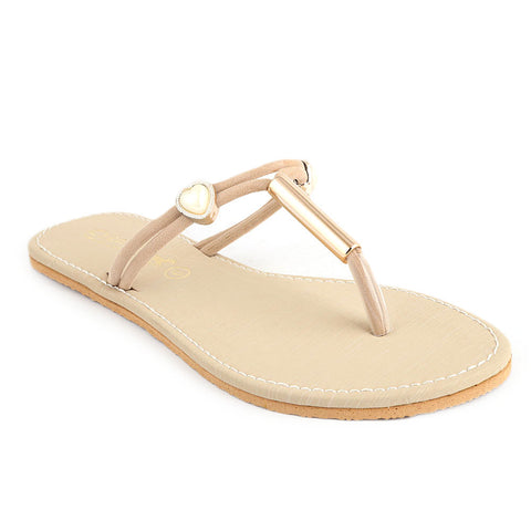 Women's Slipper (SA-013) - Fawn - test-store-for-chase-value
