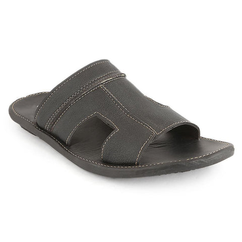 Men's Slippers (022) - Black - test-store-for-chase-value
