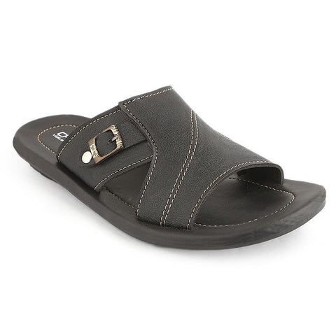 Men's Slippers (026) - Black - test-store-for-chase-value