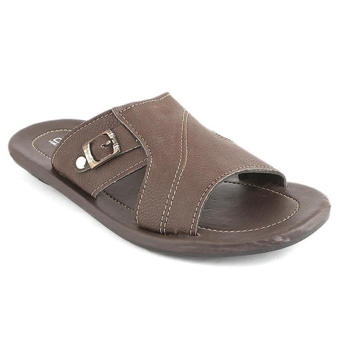 Men's Slippers (026) - Brown - test-store-for-chase-value
