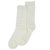 Women's Socks - Off White