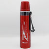 Steel Bottle Metallic 750ml - Maroon
