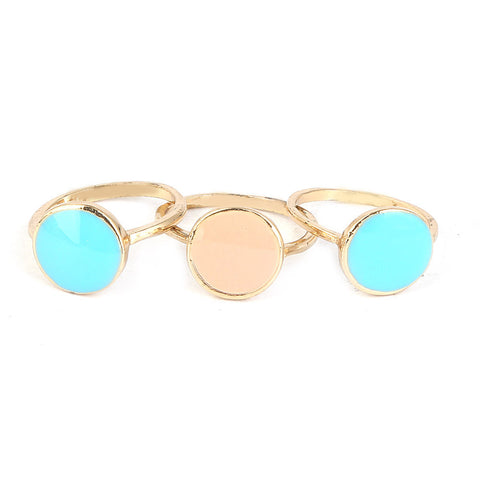 Women's Finger Ring - Multi