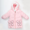 Girls Jacket A716 - Light Pink