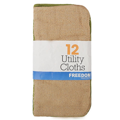 Kitchen Towel Pack Of 12 - Multi