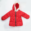Girls Jacket A676 - Red