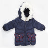 Girls Jacket A716 - Navy Blue