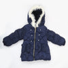 Girls Jacket A676 - Navy Blue