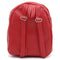 Girls backpack 7572A - Red