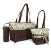NewBorn Baby Bag 2 Pcs - Coffee