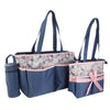 NewBorn Baby Bag 2 Pcs - Blue Pink