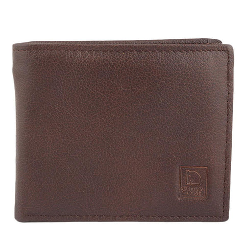 Men's Leather Wallet - Coffee - test-store-for-chase-value