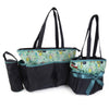 NewBorn Baby Bag 2 Pcs - Navy Blue