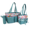NewBorn Baby Bag 2 Pcs - Sea Green