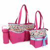 NewBorn Baby Bag 2 Pcs - Pink