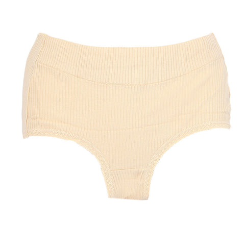Women's Fancy Panty - Beige
