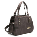 Women's Shoulder Bag 2284 - Coffee