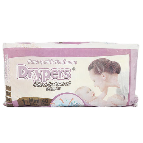 Drypers Diapers Small 40 pcs