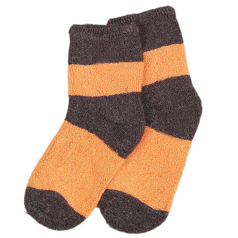 Kids Socks - Orange
