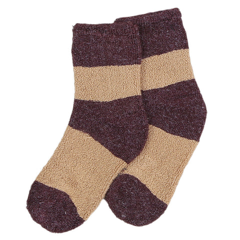 Kids Socks - Beige