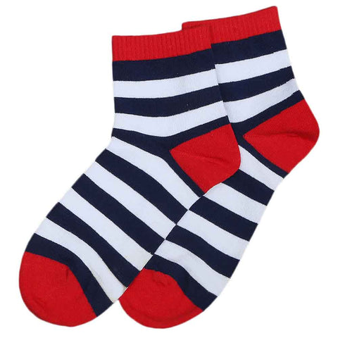 Men's Sports Socks - Navy Blue