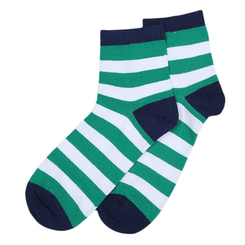 Men's Sports Socks - Green