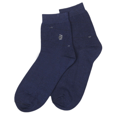 Men's Socks - Navy Blue
