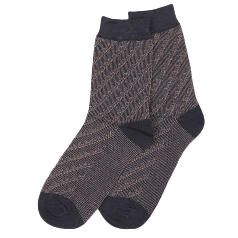 Men's Socks - Coffee
