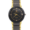 Men's Watch - Golden Black
