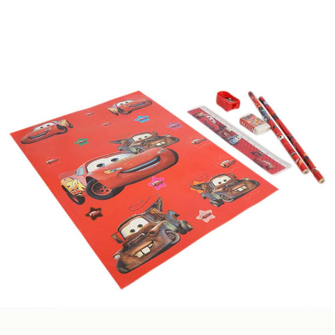 Stationery Set - Red
