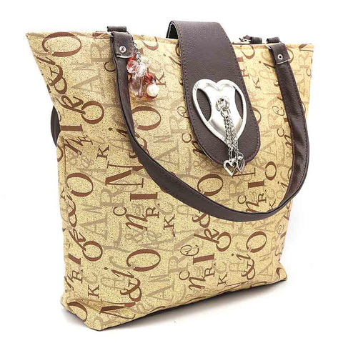 Women's Handbag (2962) - Coffee