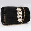 Women's Fancy Clutch 6790 - Black