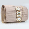 Women's Fancy Clutch 6790 - Tea Pink