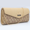 Women's Shoulder Bag 6965 - Camel