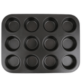 Muffin Tray - Black - test-store-for-chase-value