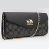 Women's Shoulder Bag 6965 - Black