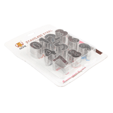 Baking Mold - Silver - test-store-for-chase-value