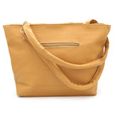 Women's Shoulder Bag ZH-51 - Camel