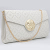 Women's Shoulder Bag 6971 - White