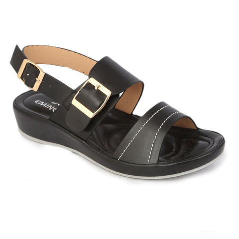 Women's Sandal (2019-1) - Black