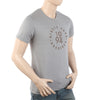 Men's Round Neck Half Sleeves T-Shirt - Grey