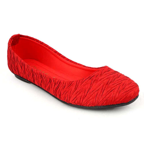 Women's Fancy Pumps (1817) - Red