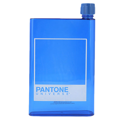 Notebook Water Bottle 380 ml - Blue