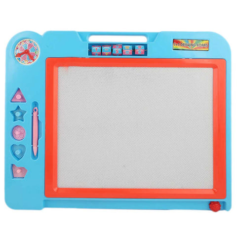 Kids Writing Board - Blue