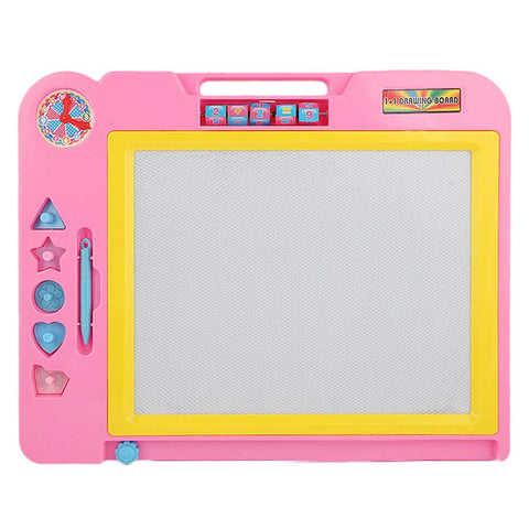 Kids Writing Board - Pink