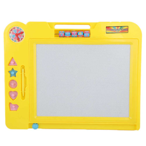 Kids Writing Board - Yellow